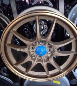 Mugen MF10 Replica Bronze Color