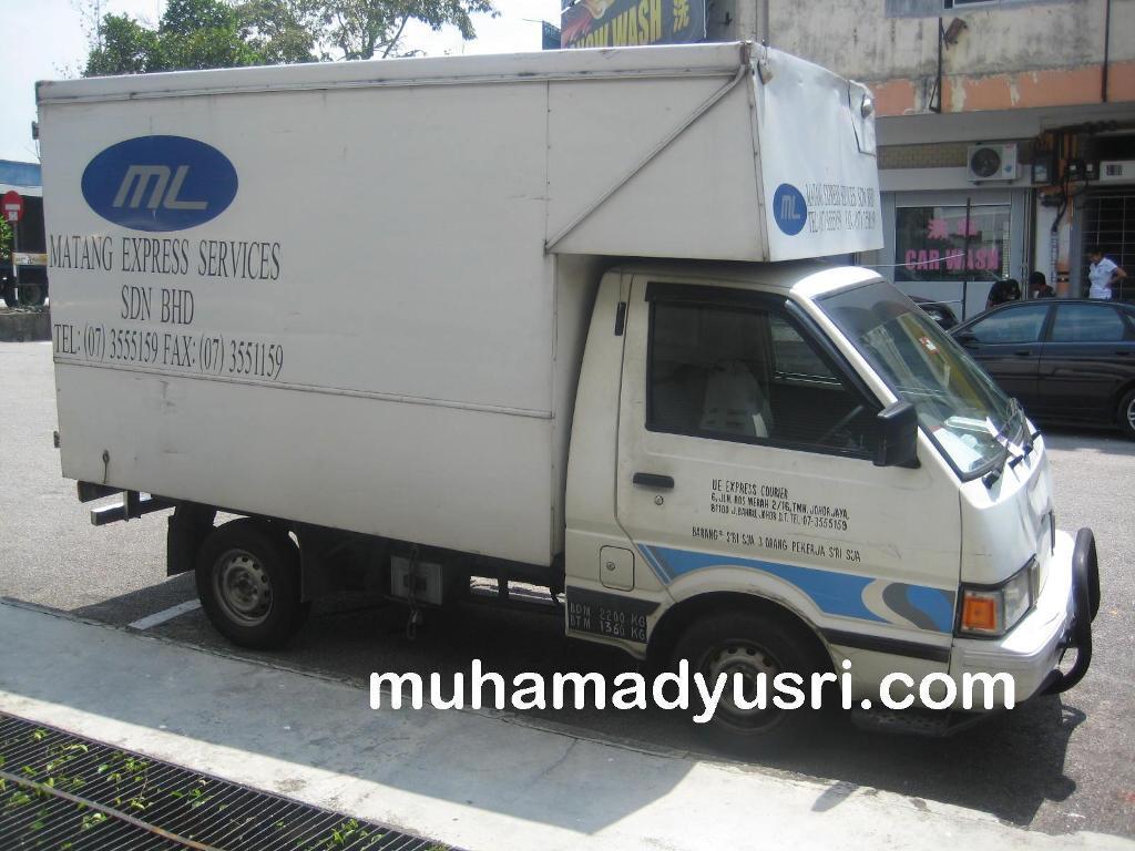 Lorry Matang Logistics Matang Logistics Johor Bahru