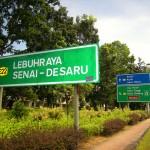 Bayaran Tol Senai-Desaru Expressway