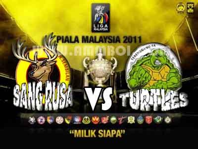 Terengganu Vs Negeri Sembilan Piala Malaysia 2011 Terengganu Juara Piala Malaysia 2011