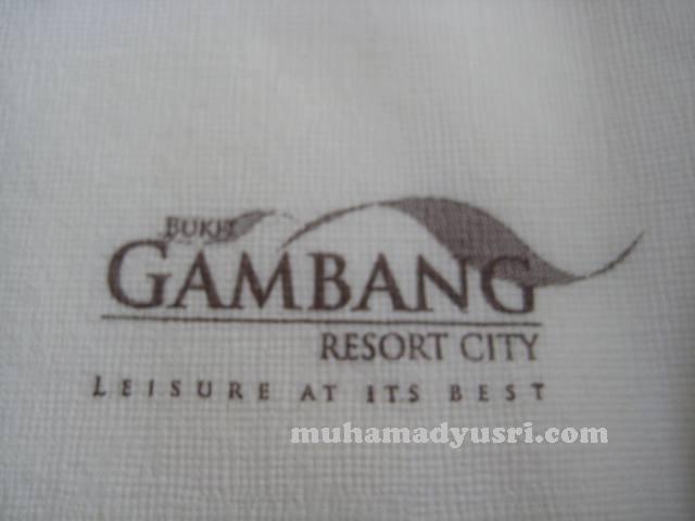 BGRC1 Team building @ Bukit Gambang Resort City Pahang