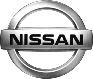 Nissan logo 300x255 Front Grill Nissan Sylphy