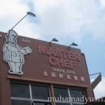 Lunch Gathering Sebelum Tahun Baru Cina 2012 @ Master Chef,Taman Gaya