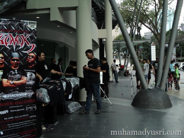 Cromok Live 2 Cromok Live Concert 2012 Review