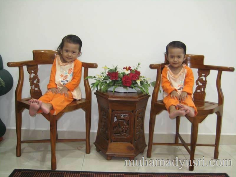 Puteri Kembarku2 Rahsia Kelahiran Anak Kembar