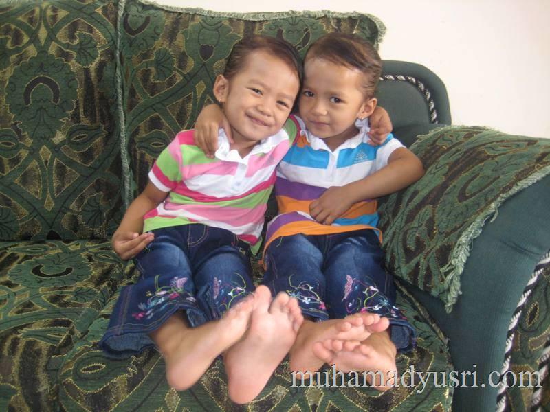 Puteri Kembarku3 Rahsia Kelahiran Anak Kembar