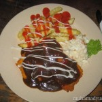Wordless Wednesday #9 – Chicken Chop RM5 at Mama Chicken Chop