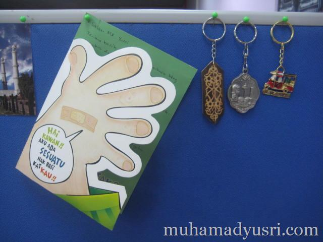 Kad Raya Key Chains Wordless Wednesday #11   Kad Raya