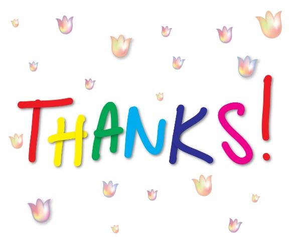 Thank You Terima Kasih Blog Pondok Kecil