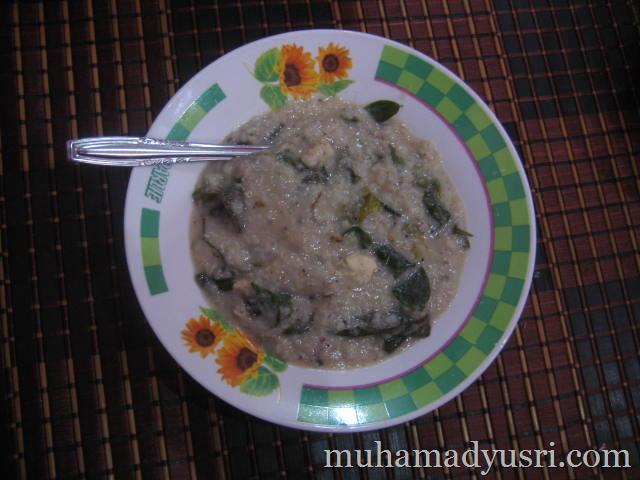bubur lambuk Terengganu Berbuka Puasa Dengan Bubur Lambuk Terengganu