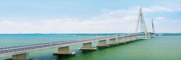 Jambatan Senai Desaru Expressway