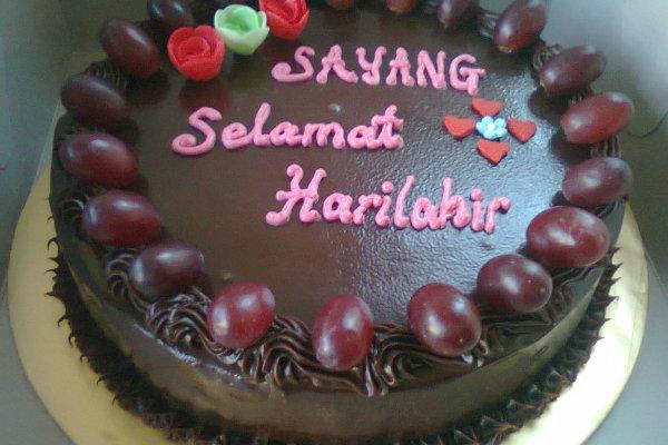Kek Selamat Hari Lahir