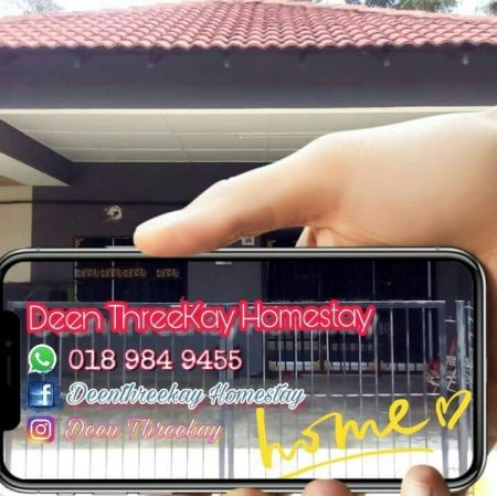 Deen Threekay Homestay