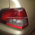 DIY Pasang Tail Lamp