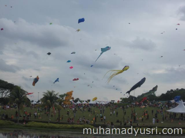 Pasir Gudang World Kite Festival 2013