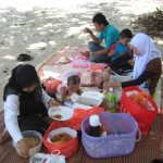 Picnic at Batu Layar – 27th Oct'08