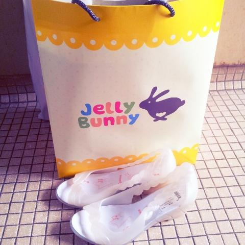 Kasut Jelly Bunny
