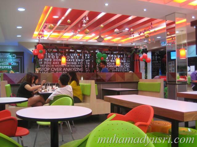 Marrybrown Johor Jaya