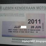 Pasal Road Tax dan Insurans Kereta