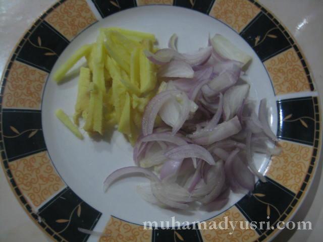 bawang merah_halia dimayang