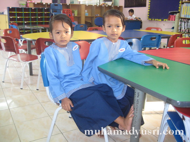 di sekolah tadika