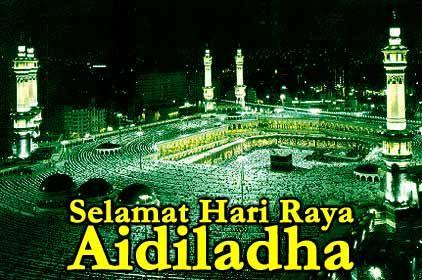 selamat hari raya aidil adha Tazkirah Sempena Hari Raya Korban 1433 Hijrah / 2012 Masihi
