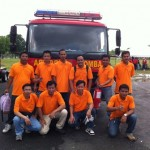 Fire Fighting and First Aid Competition 2011