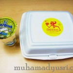 Hari Raya 2011 Lunch