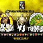 Terengganu Juara Piala Malaysia 2011