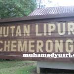 Santai di Hutan Lipur Chemerong