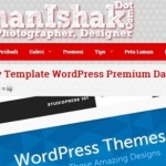 Give away Template WordPress Premium Dari AzmanIshak.Com