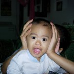 Our 1st Child – Akmal Danial
