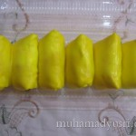 Wordless Wednesday #23 – First Time Makan Durian Crepe