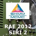 Peperiksaan Radio Amatur (RAE) Siri Kedua 2012